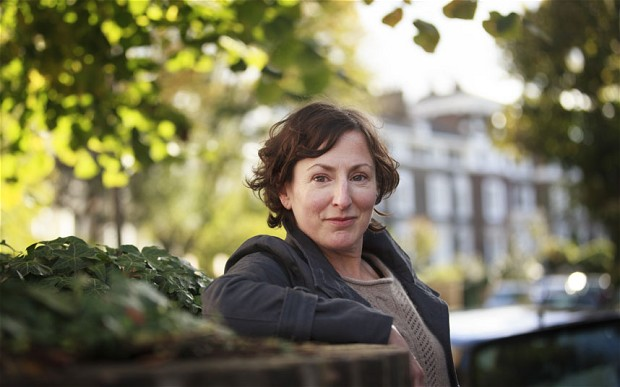Nina Stibbe, photo via here